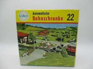Kibri: Automatische Bahnschranke Nr.22 (Stiege50)