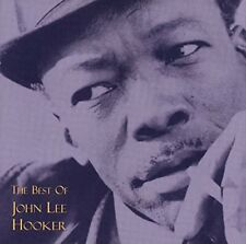John Lee Hooker - The Best Of John Lee Hooker - John Lee Hooker CD V3VG The