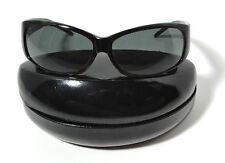 DOLCE&GABBANA Wrap Sunglasses D&G 3009 63/71 Tortoise Frame Green Lens 64-14-120