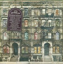 Led Zeppelin Physical Graffiti Double Vinyl Record Album Set