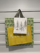Anthropologie - Paper gift / shopping bags - Lot of 6
