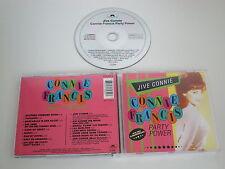 Connie Francis/Party Power (Polydor 513 432-2)