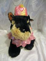 """Ubi Petz Winged Princess Dog Nintendo DS Plush Soft Toy Stuffed Animal 10"""""""