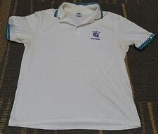 Vintage Seattle Seahawks BIKE Coaches Sideline Polo 1970s or 80s Men's XL Or L