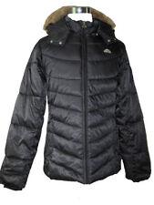 Faux Fur Nylon Outdoor Coats & Jackets for Women