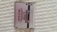 OLYMPUS LI-50B DIGITAL CAMERA BATTERY,TESTED,I BROKE MY CAMERA,