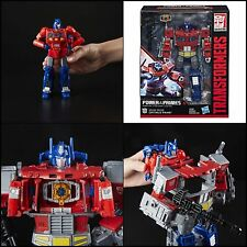 Optimus Prime Transformers Generations Power of the Primes Leader Evolution New