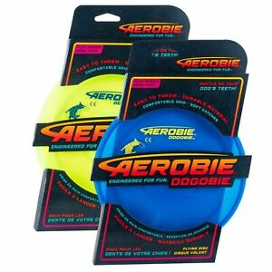 Aerobie Dogobie Flying Disc for Dogs - Outdoor - Aerodynamic & Durable