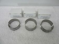 NOS 1971-2004 LOT of 3 Jeep Standard Size Connecting Rod Bearings 8983500300 dp
