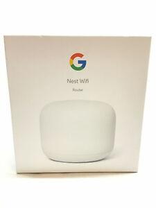 "Google - Nest Wifi Router (Snow) ""READ"""