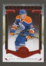 (57910) 2015-16 UD ARTIFACTS RYAN NUGENT-HOPKINS RUBY #97 (359 of 399)