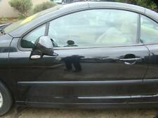 PEUGEOT 207 LEFT FRONT DOOR SHELL A7, CABRIO, 03/07-12/12