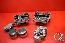 K 96 HARLEY FXST FXSTC SOFTAIL EDELBROCK PERFORMER HEAD SET WITH PISTONS & CARB