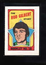1971-72 TOPPS OPC #18 ROD GILBERT NM F2361