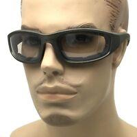 SPORT RACQUETBALL Lens or Lensless PROTECTIVE PADDED EYE GLASSES GOGGLES EYEWEAR