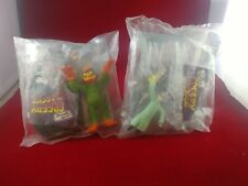 Burger King -The Simpsons Creepy Classics - Groundskeeper Willie + Fink 2002