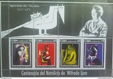 Rl) 2002 Centenary Of The Birth Of Wifredo Lam, Art, Painting, Artworks, Mnh ( o