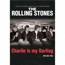 THE ROLLING STONES - CHARLIE IS MY DARLING  DVD  ROCK & POP  NEU