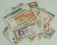 Amazing World 20th Century Banknotes Lot of 100 Banknotes