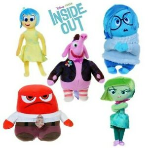 Soft Toy 30cm INSIDE OUT DISNEY Gioia Bing Bong Sadness Anger Fear Plush Toy