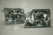 TOYOTA LAND CRUISER FJ90 PRADO Headlights Left + Right 2001-2002
