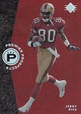 2008 SP Rookie Edition #376 Jerry Rice 96 49ers
