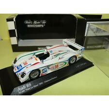 AUDI R8 ALMS N°38 Petit Le Mans 2002 HERBERT MINICHAMPS 1:43