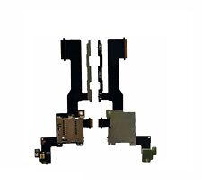 Power Volume Button Flex Cable SD Memory Card Tray Holder Slot for HTC One M9