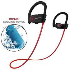 Evomax Wireless Headphones Bluetooth Headphones for iPhone X / 8 / 7 & Galaxy S9