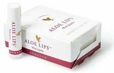 Buy 12 pieces of Forever Living Aloe Lips with Jojoba (4.25gm) I Free Shipping