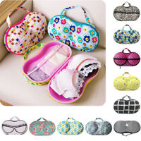 Travel Portable Storage Bag Box Protect Bra Organizer Underwear Lingerie Case