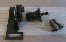Antique Finish Cabinet Door Hardware Bulldog Catch Aligning Plug Screws RV SALE