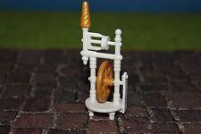 Playmobil  Puppenhaus  5300   Spinnrad      1900 er  Welt