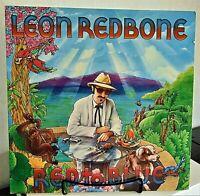 Leon Redbone -Red To Blue - 1985 August Records #AS8888  Blues/Jazz Vinyl LP NM