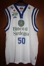 Maglia Shirt Trikot Jersey Dinamo Sassari Banco di Sardegna Serie A