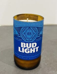 Bud Light Soy Wax Candle- Lemon Sherbet - 277g 10x5.5cm