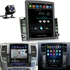 """Android 9.0 Car Stereo GPS Radio Player Double Din WIFI 9.7"""" Head Unit + Camera"""