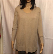 Victoria's Secret Oversized Long Sweater XS Tan