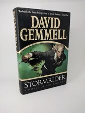 Stormrider by David Gemmell - First Edition 1st/1st