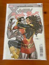 X-Men The Wedding Special 1 - Variant Cover - High Grade Comic Book - BL41-18