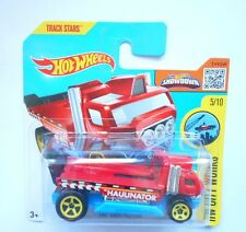 HOT WHEELS TRACK STARS  THE HAULINATOR CITY WORKS -  MATTEL [3H]