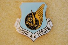 US USA USAF Air Force Pacific Air Command Military Hat Lapel Pij