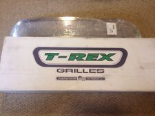 T-Rex Grilles 54480 Polished Chrome Upper Class Mesh Grille Fits 15-16 Charger