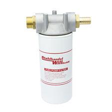 Dieselfilter groß Kraftstoff Filter mit Zubehör Ölfilter Diesel Tankstelle