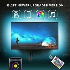 LED Strip Lights for 56''-75'' TV Remote Control TV LED Backlight Color Changin