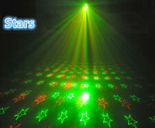 C 4 in 1 Mini Laser Projector Party Light Music Sensor for Christmas Disco Pub