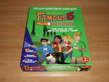 """Vintage Famous Five """"The Case of the Impolite Snarly Thing"""" mystery Puzzle."""