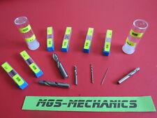 VHM Bohrer Vollhartmetall Bohrer verschiedene Größen//Durchmesser 3-6 mm