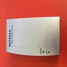 NETGEAR PS121 USB Mini Print Server only, no power cord or adaptor