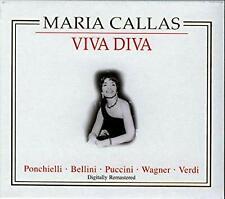 Viva Diva, Maria Callas, Used; Good CD